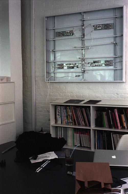 Офис United Visual Artists, Лондон. Изображение № 12.
