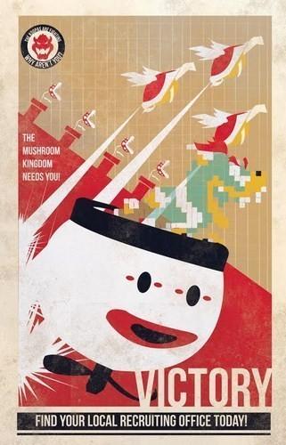 """Изображение 1. """"Марио"""" на Второй Мировой войне.. Изображение № 1."""
