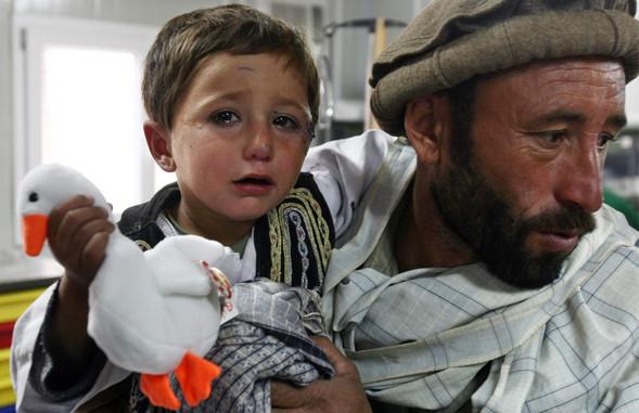 Афганистан. Военная фотография. Изображение № 258.