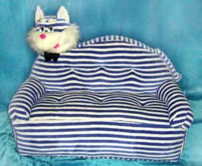 Кошки в интерьере. Изображение № 17.