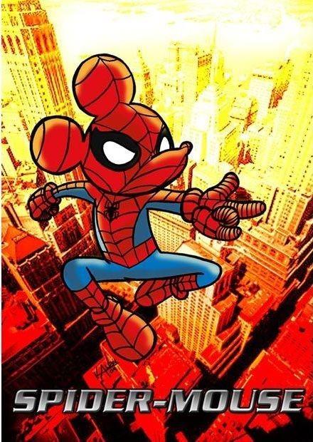 Walt Disney купила Marvel, мысли. Изображение № 1.