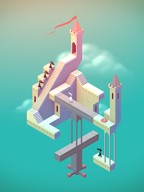 Разработчик Monument Valley о том, как создать по-настоящему красивую игру. Изображение № 11.