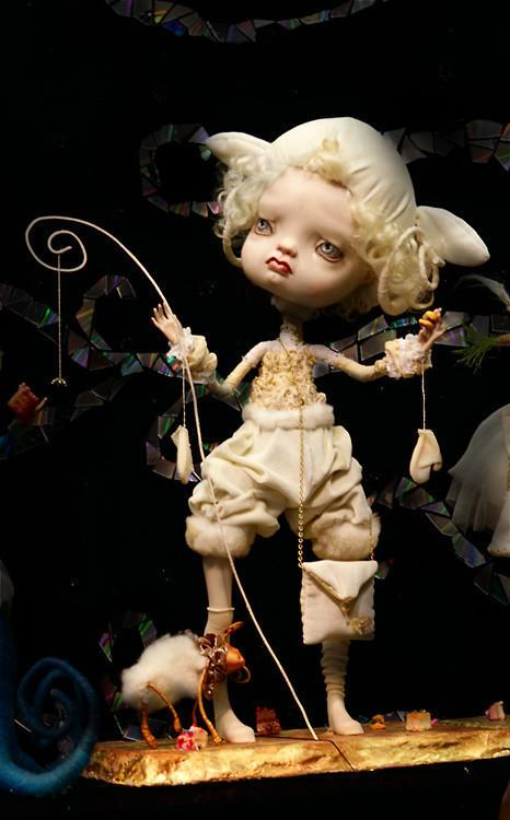 Арт-куклы неигрушки. Изображение № 2.