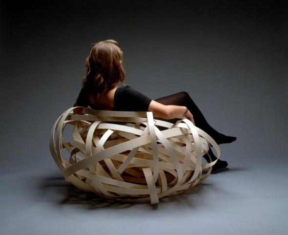 Кресло Nest. Изображение № 2.