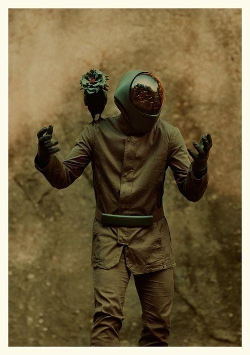 Изображение 4. Концептуальный лукбук Undercover SS 2011.. Изображение № 4.
