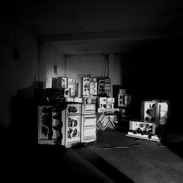 Изображение 39. 50 холодильников, которые можно назвать арт-объектами.. Изображение № 39.