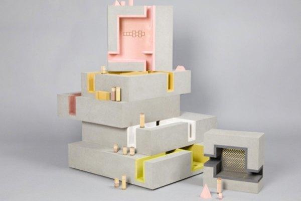 Заха Хадид и 19 других архитекторов создают кукольные домики. Изображение № 6.
