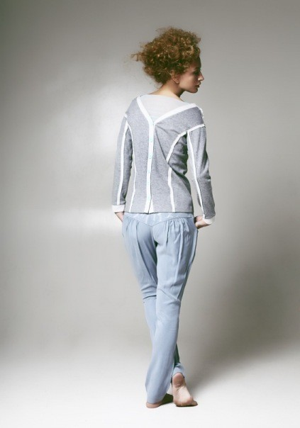 Изображение 10. Лукбук: домашняя одежда от LowFat F/W 2010-2011.. Изображение № 10.