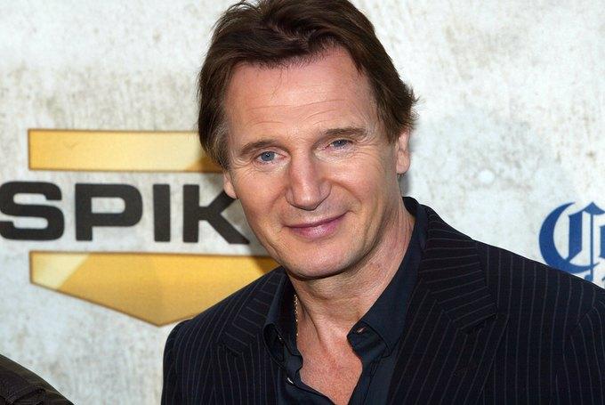 Liam Neeson via Shutterstock. Изображение № 1.
