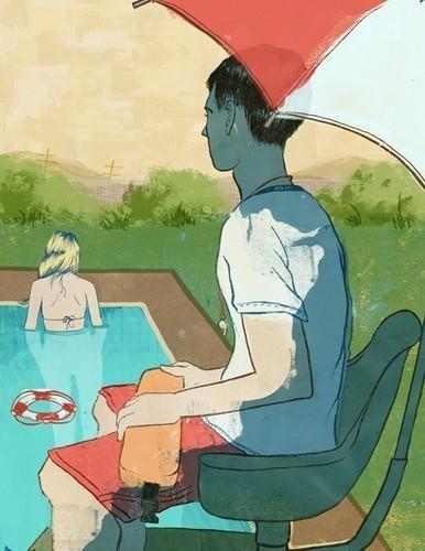 Изображение 6. Иллюстратор: Даниэль Фишел.. Изображение № 6.