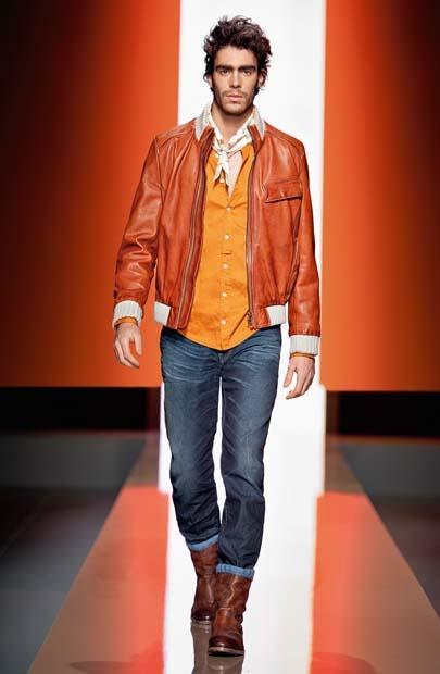 Новости ЦУМа: Коллекция мужской одежды Boss Orange осень-зима 2012-13. Изображение № 2.