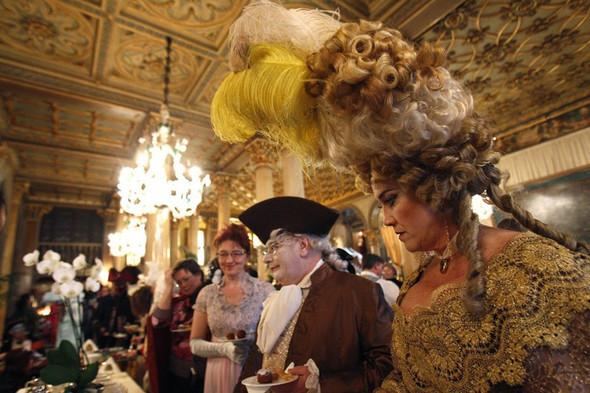 Венецианский карнавал масок. Изображение № 8.