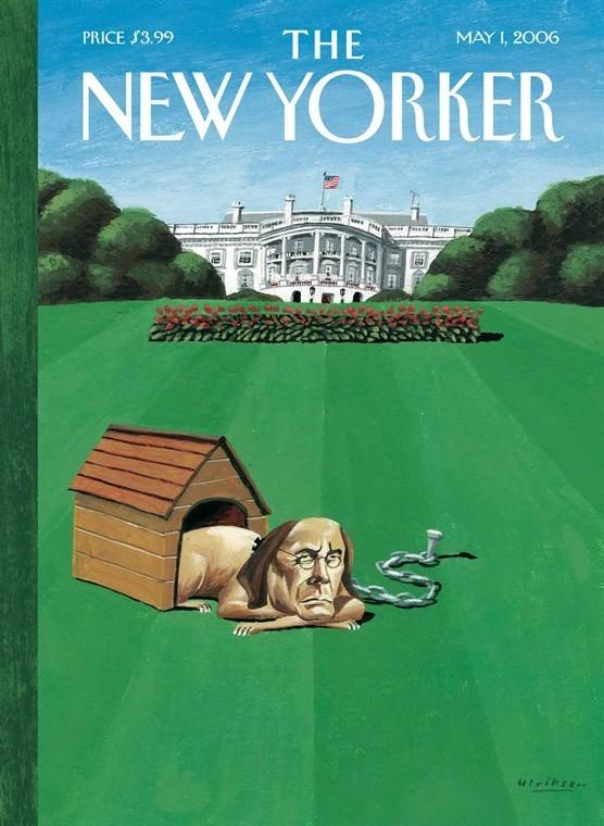 Обложки TheNew Yorker. Изображение № 82.
