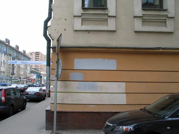 Художественные методы уничтожения граффити. Изображение № 7.