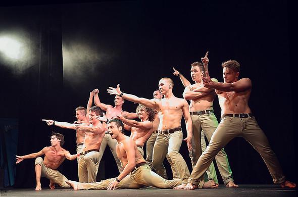 """Фотоотчет с закрытия театрального сезона театра танца """"Искушение"""".. Изображение № 9."""