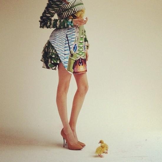 Съёмки: Playing Fashion, Schon, Vogue и другие. Изображение № 2.
