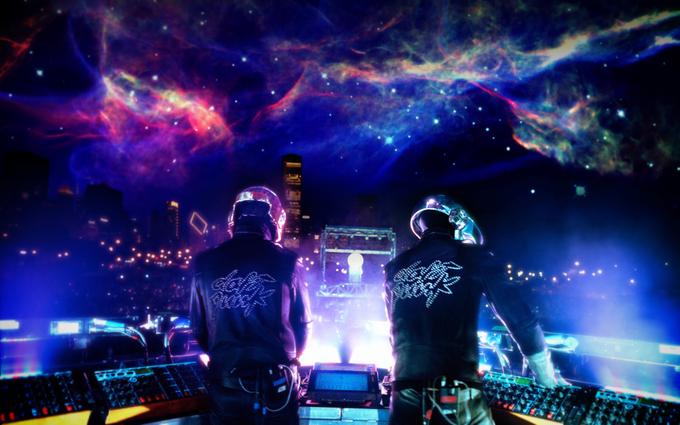 Daft Punk выпустят новый альбом на Columbia. Изображение № 1.