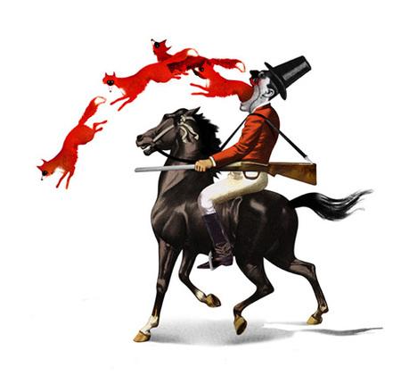 Юношеский Сюрреализм – Иллюстрации Брэтта Райдера. Изображение № 25.