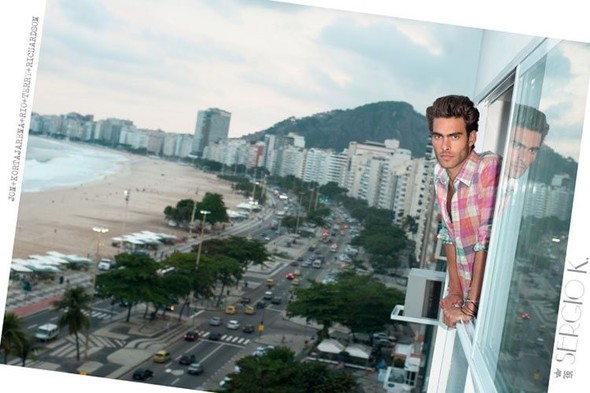 Мужские кампании: Calvin Klein, Sergio K и другие. Изображение № 14.