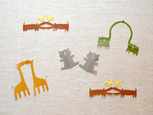 Hitomi Murakami и миркиригами. Изображение № 4.