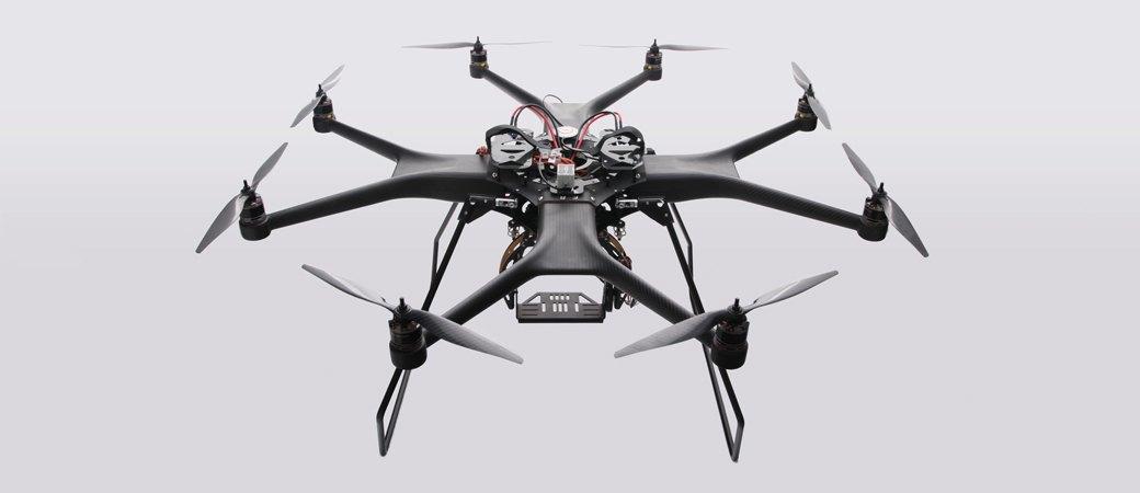 2013 — год дронов: 10 беспилотников, меняющих мир . Изображение № 10.