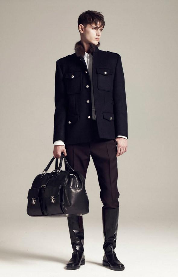 Изображение 3. Лукбук: Marc Jacobs Menswear FW 2011.. Изображение № 3.