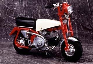 Honda Monkey Живая легенда. Изображение № 1.