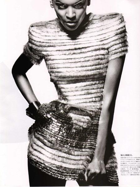 Vogue Japan February 2009. Изображение № 4.