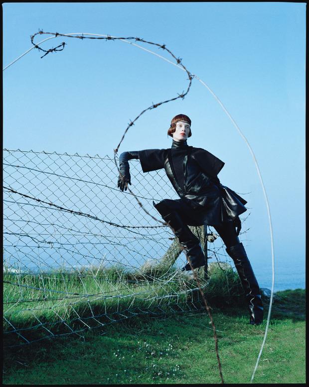Новые съемки Dazed & Confused, Vogue, i-D и W Magazine. Изображение № 81.