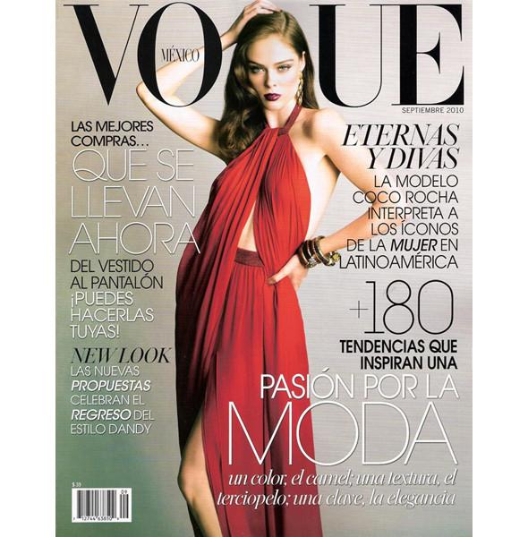 3 новых обложки Vogue: Италия, Мексика и Австралия. Изображение № 3.