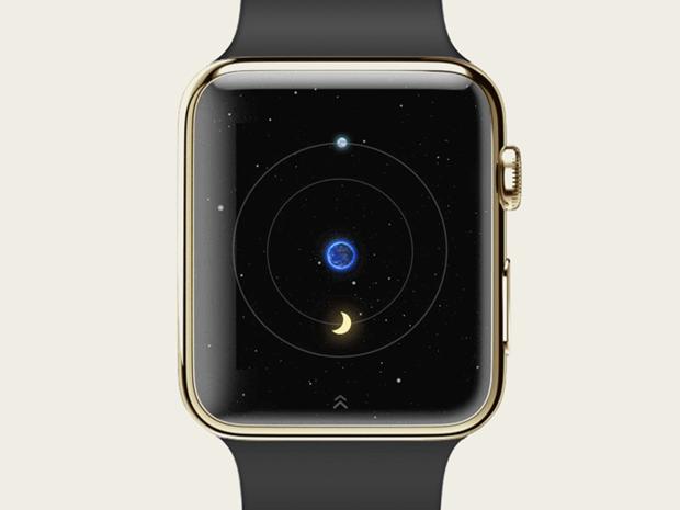 Как Apple Watch встретили на Behance и Dribbble. Изображение № 28.