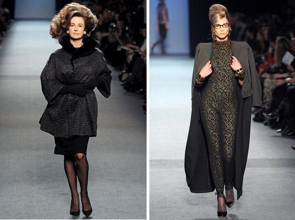 Изображение 21. Показы на Paris Fashion Week FW 2011: день 5 и 6.. Изображение № 26.