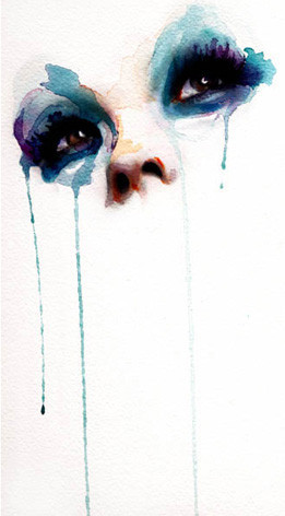 Marion Bolognesi иего плачущие лица. Изображение № 6.