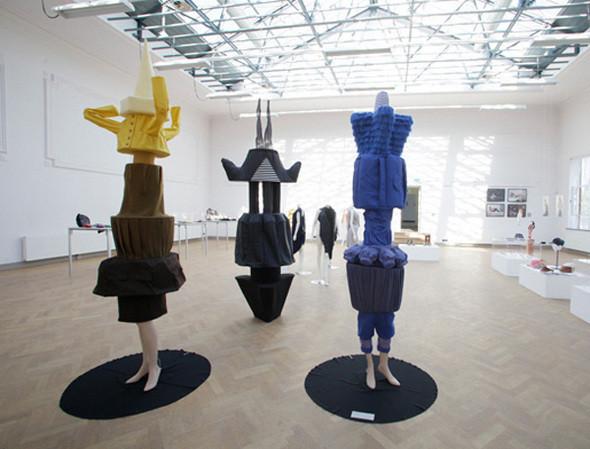 Изображение 9. Fashion-авангард из разных стран.. Изображение № 8.
