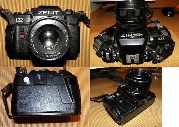 "Обзор фотоаппарата ""Зенит 122"" от сообщества ..ФОТОКАМЕРА.. + фото. Изображение № 2."