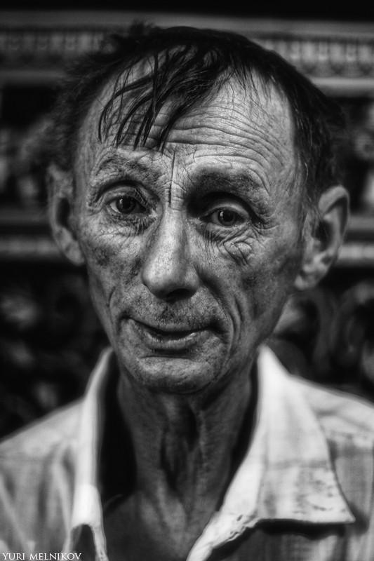 Портреты Юрия Мельникова. Изображение № 18.