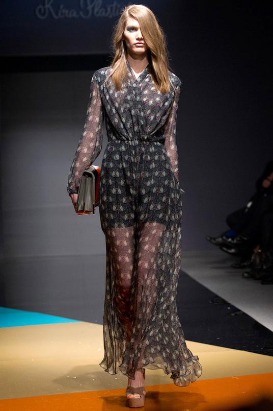 Дневник модели: Показы Lublu Kira Plastinina и a'la Russe. Изображение № 2.