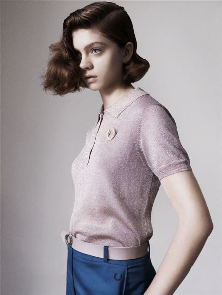 Fred Perry by Richard Nicoll SS11. Изображение № 8.