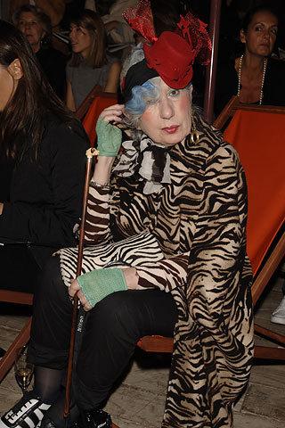 Анна Пьяджи. Модный гардероб. Изображение № 43.