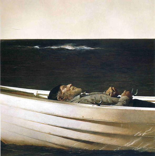 Andrew Newell Wyeth. Изображение № 23.