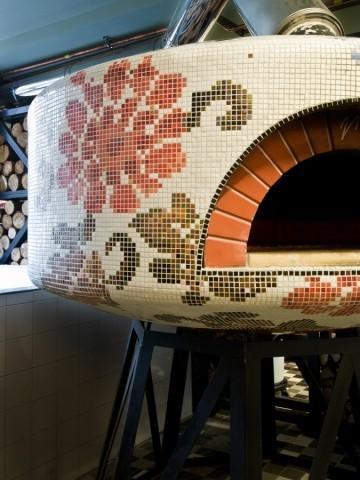 Вагоны - ресторан Fabbrica. Изображение № 6.