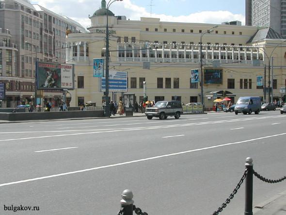 Москва Булгакова, исторические места Москвы романа. Изображение № 1.