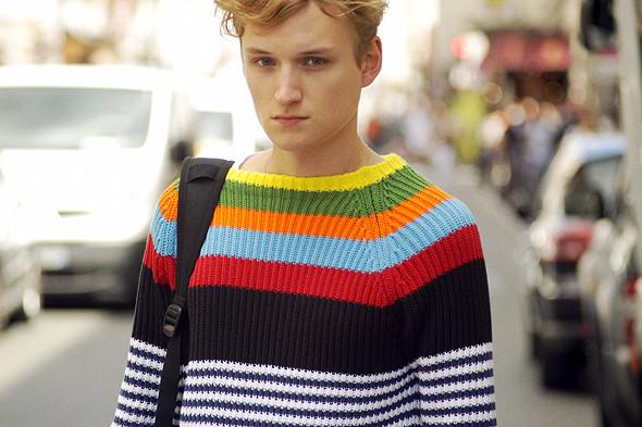 Изображение 39. Детали: Мужская неделя моды в Париже.. Изображение № 39.