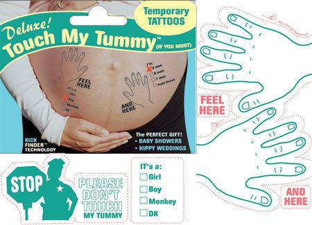 Татуировки длябудущих мам. Изображение № 1.