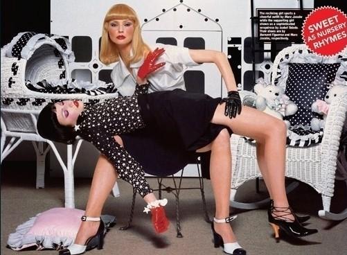 "Изображение 46. VISIONAIRE: 20 лет публицистики ""haute couture"".. Изображение № 37."