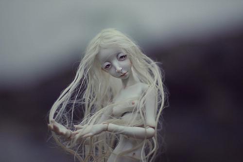 Изображение 24. Фарфоровые куклы Лидии Снуль.. Изображение № 9.