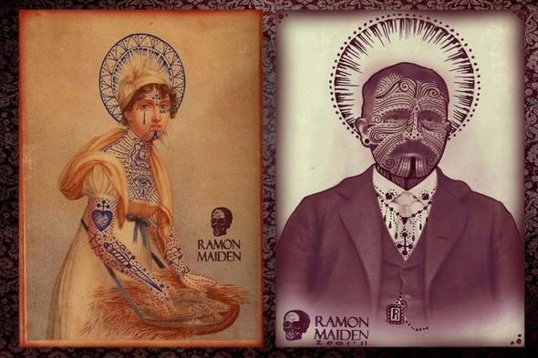 Ramon Maiden. Изображение № 3.