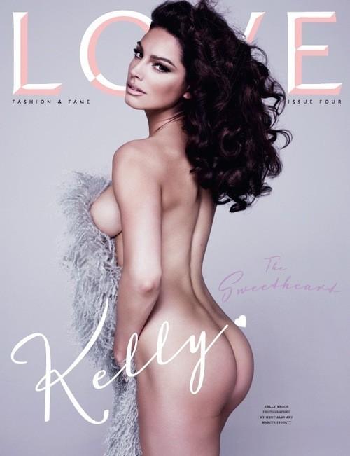 8 обложек четвёртого номера LOVE Magazine. Изображение № 7.