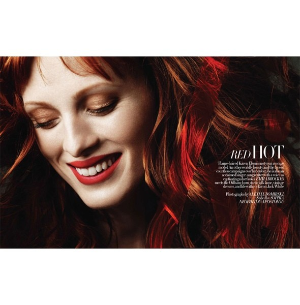 5 новых съемок: 10, AnOther, Harper's Bazaar, Russh и Vogue. Изображение № 25.