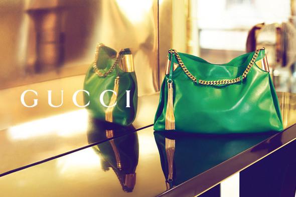Кампания: Gucci SS 2012. Изображение № 13.